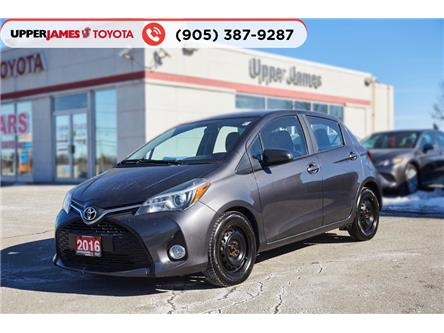2016 Toyota Yaris SE (Stk: 45331) in Hamilton - Image 1 of 17