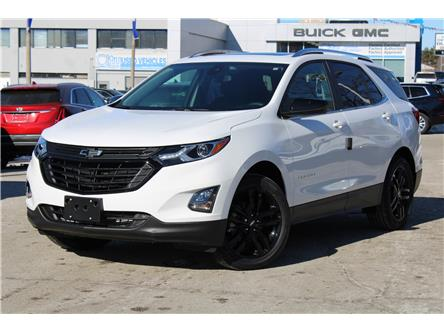 2021 Chevrolet Equinox LT (Stk: 3116626) in Toronto - Image 1 of 33