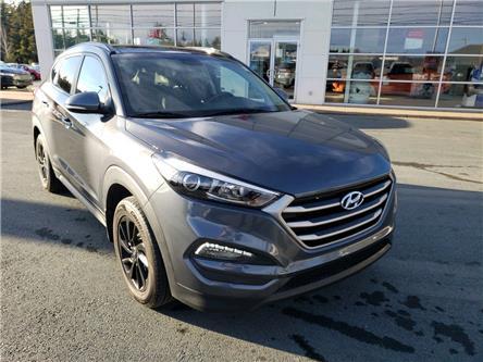 2018 Hyundai Tucson Premium 2.0L (Stk: U1115A) in Hebbville - Image 1 of 32