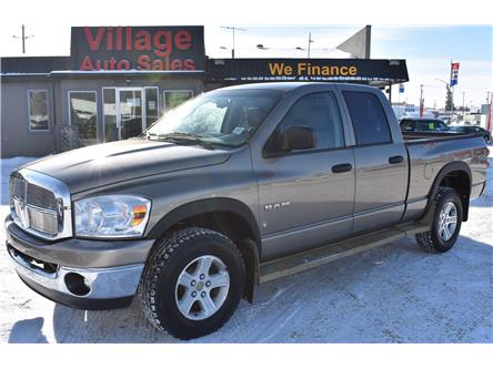 2008 Dodge Ram 1500 SLT (Stk: P38204) in Saskatoon - Image 1 of 21