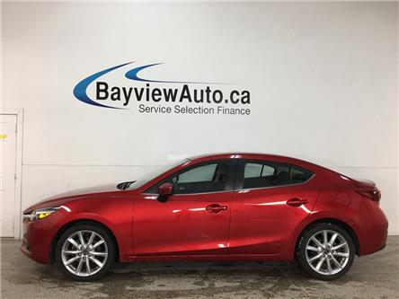 2017 Mazda Mazda3 GT (Stk: 37618W) in Belleville - Image 1 of 27