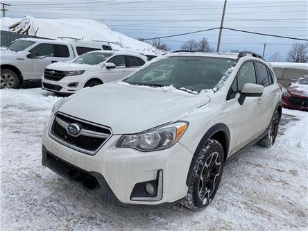 2017 Subaru Crosstrek Sport (Stk: IU2200) in Thunder Bay - Image 1 of 5