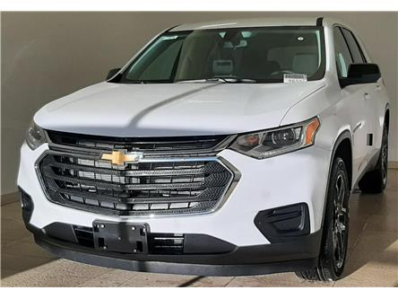 2021 Chevrolet Traverse LS (Stk: 11876) in Sudbury - Image 1 of 27