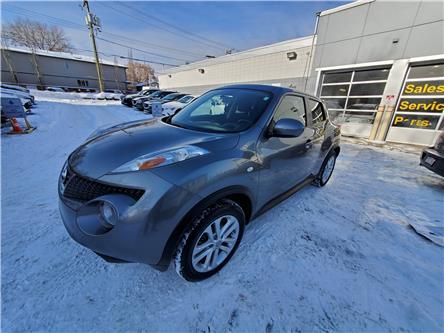 2013 Nissan Juke SL (Stk: N3239) in Calgary - Image 1 of 13