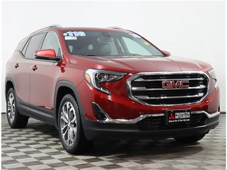 2018 GMC Terrain SLT (Stk: 201707A) in Fredericton - Image 1 of 21