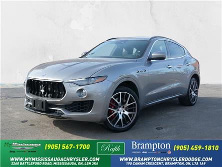 2017 Maserati Levante S (Stk: 1301) in Mississauga - Image 1 of 28