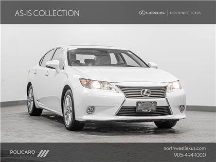 2013 Lexus ES 300h Base (Stk: 008128T) in Brampton - Image 1 of 21