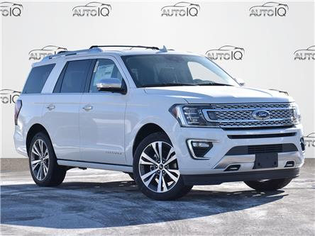 2021 Ford Expedition Platinum (Stk: DC297) in Waterloo - Image 1 of 20