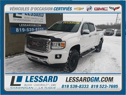 2018 GMC Canyon Denali (Stk: 21-055BS) in Shawinigan - Image 1 of 20