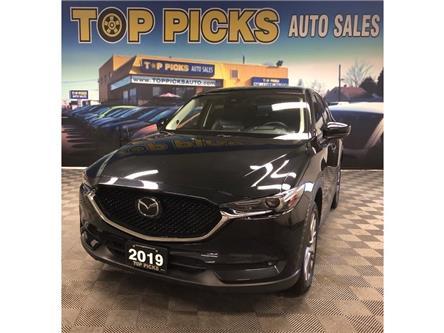 2019 Mazda CX-5 GT w/Turbo (Stk: 0605475) in NORTH BAY - Image 1 of 30