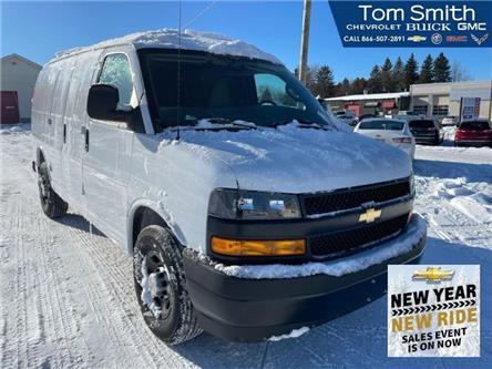2021 Chevrolet Express 2500 Work Van (Stk: 210121) in Midland - Image 1 of 9