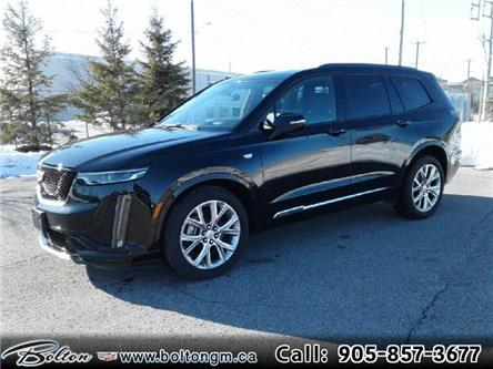 2020 Cadillac XT6 Sport (Stk: LZ136851) in Bolton - Image 1 of 16