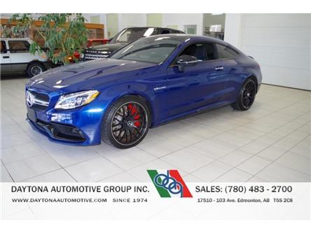 2018 Mercedes-Benz AMG C 63 S (Stk: 1339) in Edmonton - Image 1 of 29