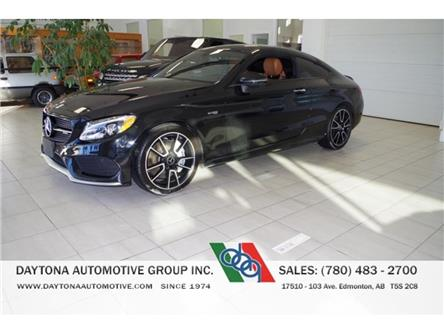 2017 Mercedes-Benz AMG C 43 Base (Stk: 9698) in Edmonton - Image 1 of 25