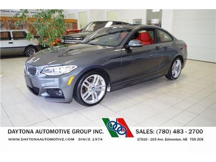 2017 BMW 230i xDrive (Stk: 5789) in Edmonton - Image 1 of 20