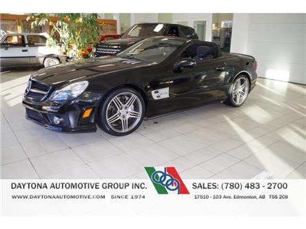 2009 Mercedes-Benz SL-Class Base (Stk: 0974) in Edmonton - Image 1 of 12
