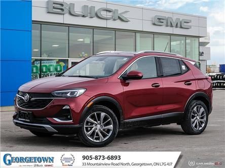 2021 Buick Encore GX Essence (Stk: 33026) in Georgetown - Image 1 of 28