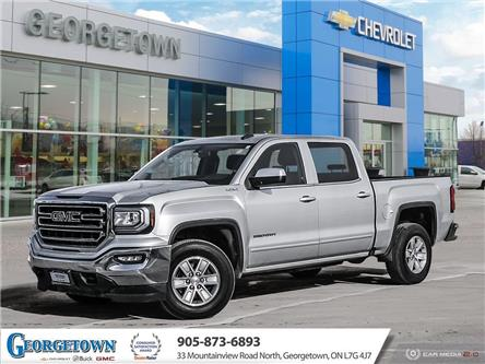 2017 GMC Sierra 1500 SLE (Stk: 33090) in Georgetown - Image 1 of 27