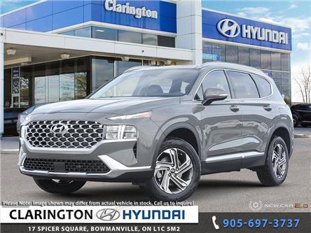 2021 Hyundai Santa Fe Preferred w/Trend Package (Stk: 20945) in Clarington - Image 1 of 24