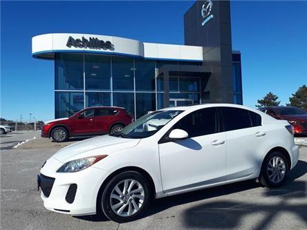 2012 Mazda Mazda3 GS-SKY (Stk: L1300B) in Milton - Image 1 of 12