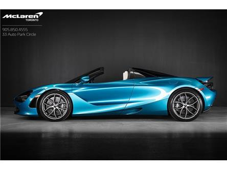 2020 McLaren 720S Spider Luxury (Stk: MV0277) in Woodbridge - Image 1 of 19