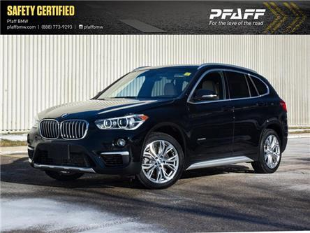 2018 BMW X1 xDrive28i (Stk: 24011A) in Mississauga - Image 1 of 22