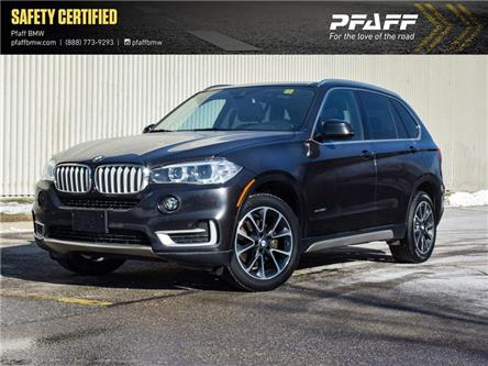 2017 BMW X5 xDrive35i (Stk: U6363) in Mississauga - Image 1 of 23