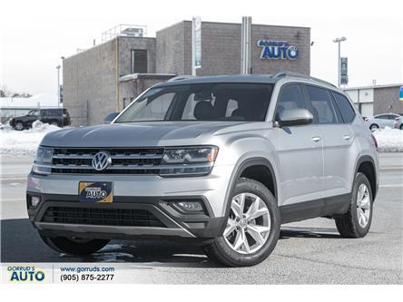 2018 Volkswagen Atlas 3.6 FSI Comfortline (Stk: 511144) in Milton - Image 1 of 19