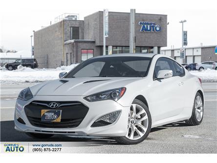 2014 Hyundai Genesis Coupe 2.0T Premium (Stk: 117515) in Milton - Image 1 of 22