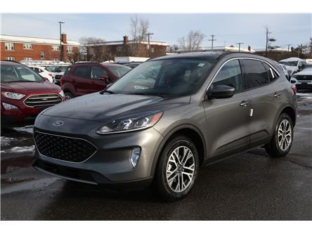 2021 Ford Escape SEL Hybrid (Stk: 2100530) in Ottawa - Image 1 of 19
