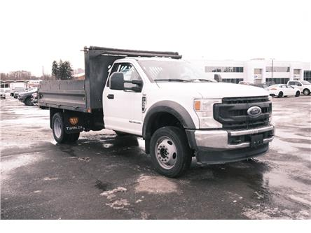 2021 Ford F-550 Chassis XL (Stk: 2100690) in Ottawa - Image 1 of 15