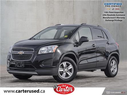 2016 Chevrolet Trax LT (Stk: 22891U) in Calgary - Image 1 of 27