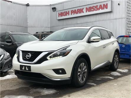 2018 Nissan Murano SV (Stk: HP228A) in Toronto - Image 1 of 21