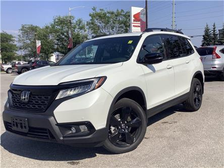 2021 Honda Passport Sport (Stk: 21285) in Barrie - Image 1 of 25