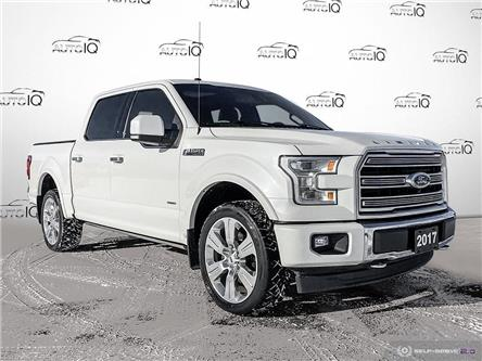 2017 Ford F-150 Limited (Stk: T1037A) in St. Thomas - Image 1 of 30