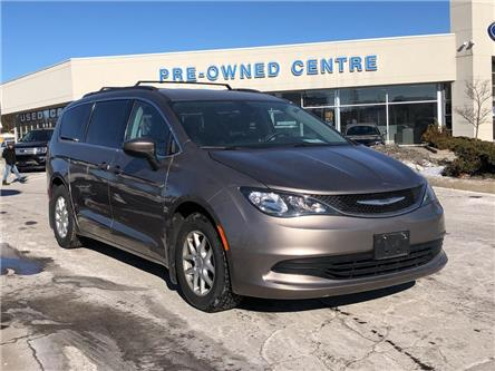 2017 Chrysler Pacifica LX (Stk: M7075A) in Brampton - Image 1 of 16