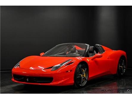 2013 Ferrari 458 Base (Stk: zff68n) in Montreal - Image 1 of 30