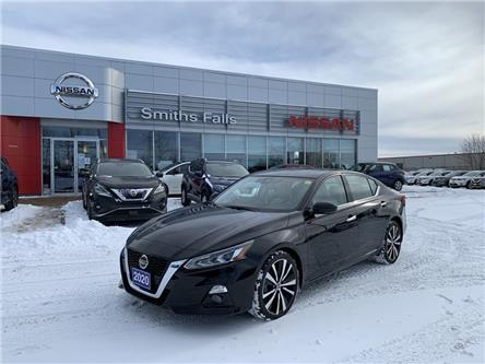 2020 Nissan Altima 2.5 Platinum (Stk: P2136) in Smiths Falls - Image 1 of 16