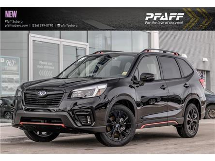 2021 Subaru Forester Sport (Stk: S00935) in Guelph - Image 1 of 24