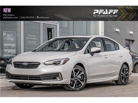2021 Subaru Impreza Sport-tech (Stk: S00950) in Guelph - Image 1 of 24