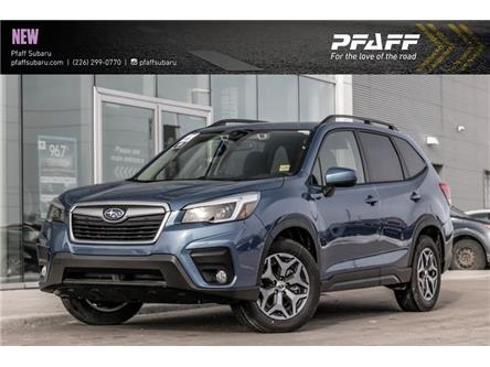 2021 Subaru Forester Touring (Stk: S01014) in Guelph - Image 1 of 25