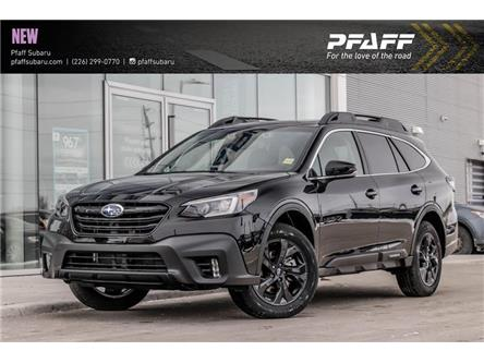 2021 Subaru Outback Outdoor XT (Stk: S01033) in Guelph - Image 1 of 22