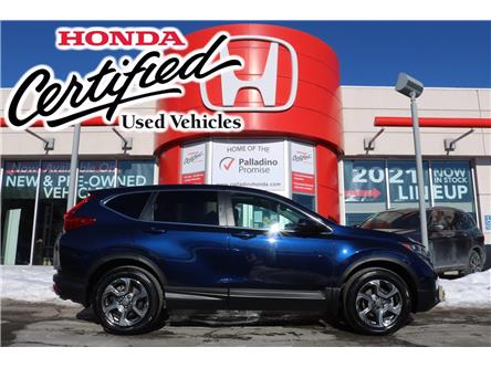 2019 Honda CR-V EX-L (Stk: U9878) in Greater Sudbury - Image 1 of 38