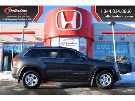 2015 Jeep Grand Cherokee Laredo (Stk: 23030A) in Greater Sudbury - Image 1 of 32
