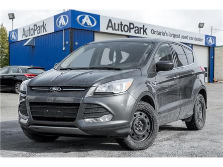 2016 Ford Escape SE (Stk: 16-23897T) in Georgetown - Image 1 of 18