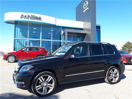 2014 Mercedes-Benz Glk-Class Base (Stk: S263A) in Milton - Image 1 of 12