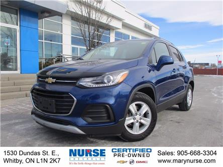 2017 Chevrolet Trax LT (Stk: 21U031A) in Whitby - Image 1 of 25