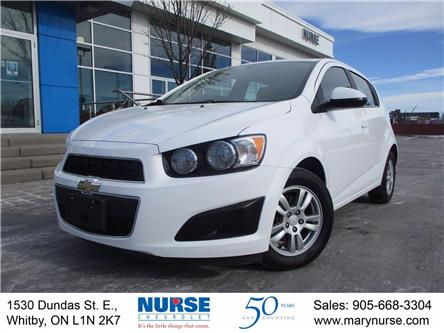 2016 Chevrolet Sonic LT Auto (Stk: 10X476) in Whitby - Image 1 of 23