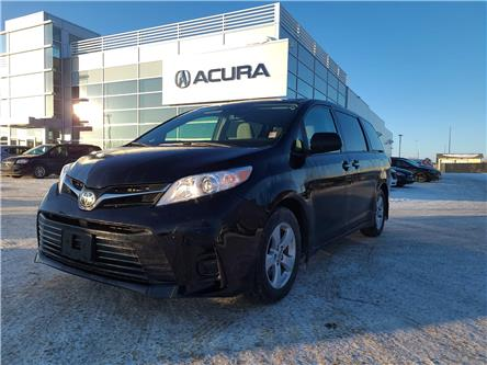 2018 Toyota Sienna  (Stk: A4293A) in Saskatoon - Image 1 of 9