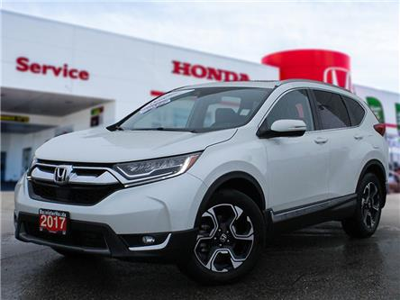 2017 Honda CR-V Touring (Stk: P21-013) in Vernon - Image 1 of 18